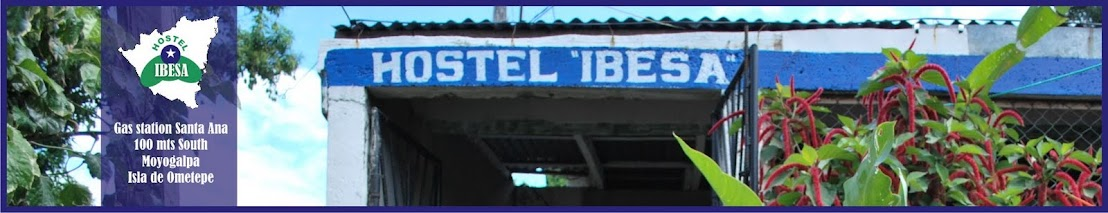 Hostel Ibesa Ometepe