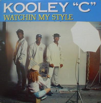 """Kooley """"C"""" – Watchin My Style (1988) (VBR V2)"""