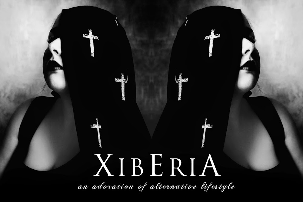 Lady Xiberia - adoration of alternative lifestyle