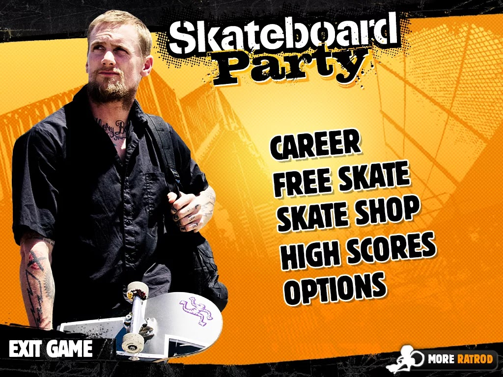 Mike V: Skateboard Party HD v1.33 Mod [Unlimited EXP/ Unlocked]