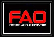 FRENTE AMPLIO OPOSITOR