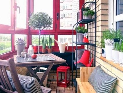 Idei pentru un balcon cochet