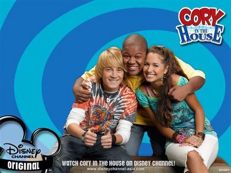 Cory en la casa blanca temporada 1 10/10 dvdrip latino