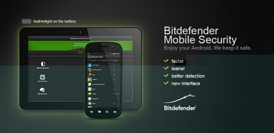 Aplikasi Antivirus Android (BitDefender Mobile Security)