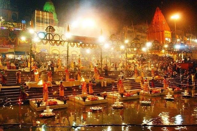 Ganga Mahotsav in Varanasi, Uttar Pradesh