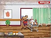 chơi game hành động chiến binh zombie