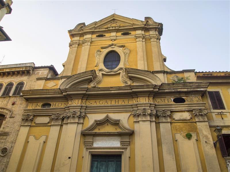Iglesia de Santa Ágata
