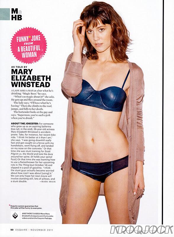 Mary Elizabeth Winstead Bikini
