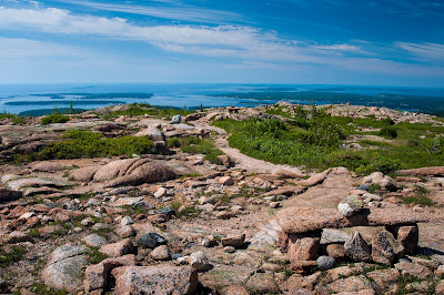 Sargent Mountain, Acadia National Park