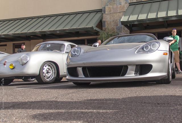 Porsche Carrera GT 356