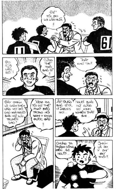 Jindodinho - Đường Dẫn Đến Khung Thành III Tập 26 page 109 Congtruyen24h