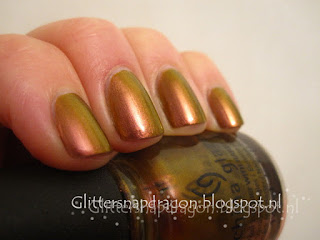 China Glaze Cabin Fever The Great Outdoors