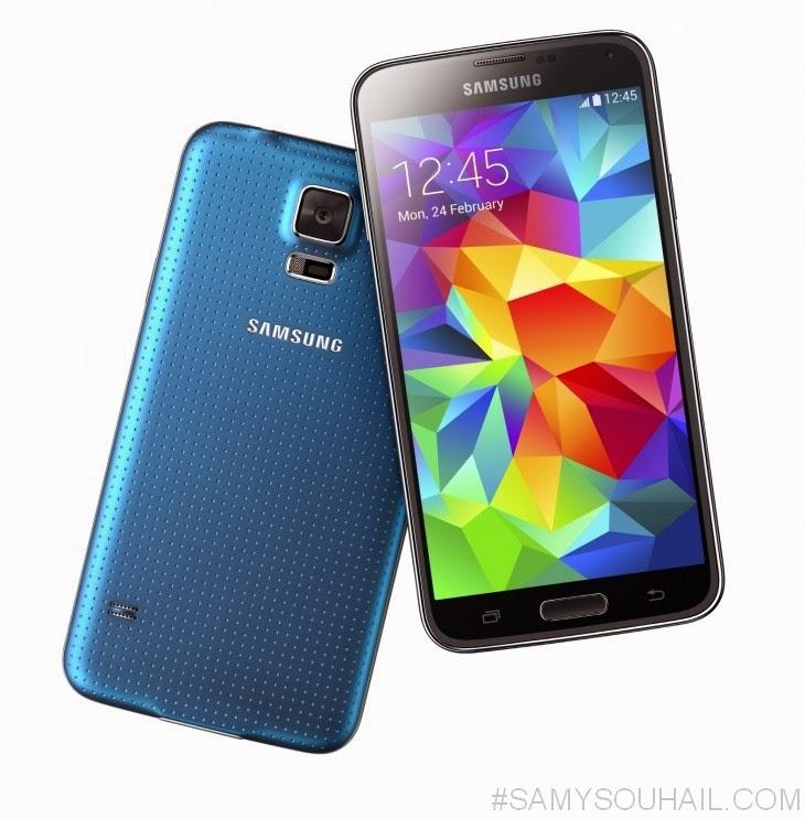 مواصفات الهاتف المنتظر Galaxy S5 من سامسونج.. بالصور