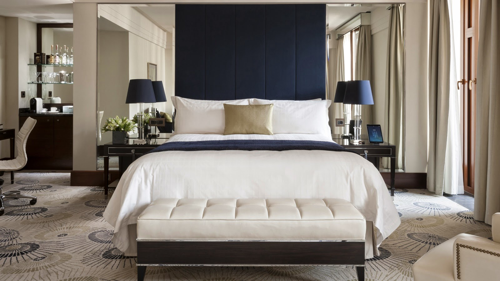 beautiful guestrooms and suites