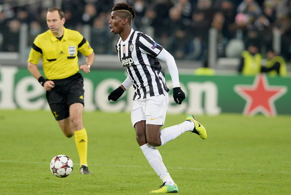 Paul Pogba has become a key figure for Juventus after leaving Manchester United in 2012