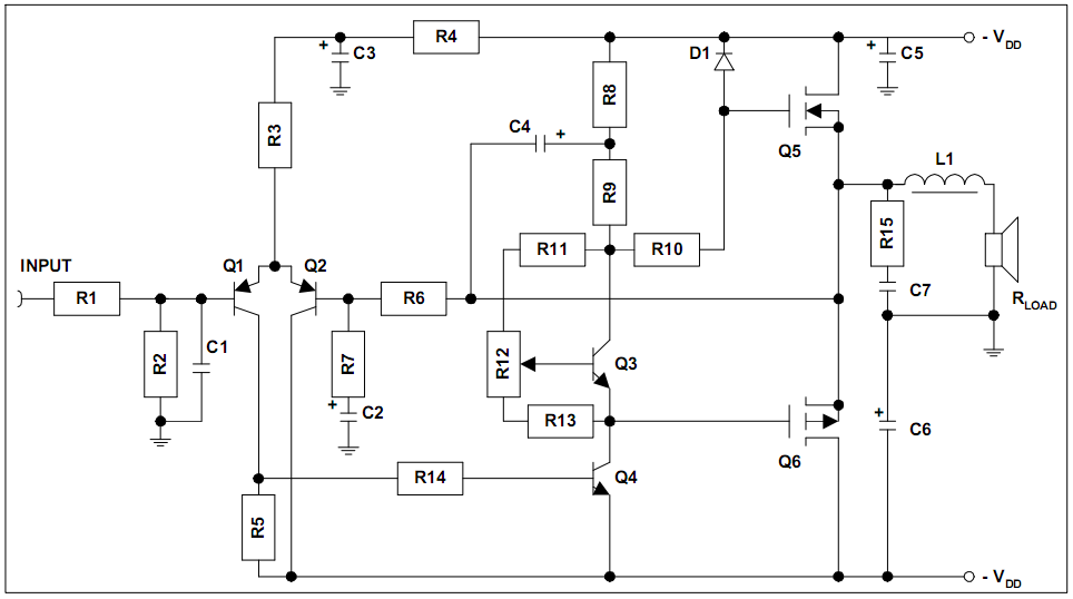 211767 Please Suggest High Rail Voltage 160v  lifier 2 besides Single Mosfet Class Power  lifier together with Mosfet  lifier besides Index3 also 1 Watt Audio   Diagram. on mos fet audio amplifier circuit