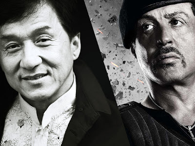 Sylvester Stallone quiere a Jackie Chan en The Expendables 3