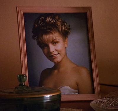 Laura Palmer's portrait