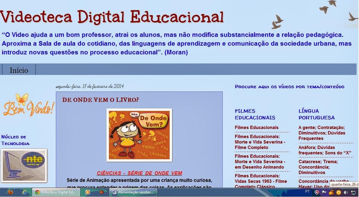 Vídeos Educacionais