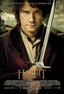 """Poster do filme """"O Hobbit: Uma Jornada Inesperada"""""""