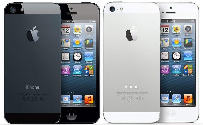 iPhone 5 xách tay chính hãng giá rẻ