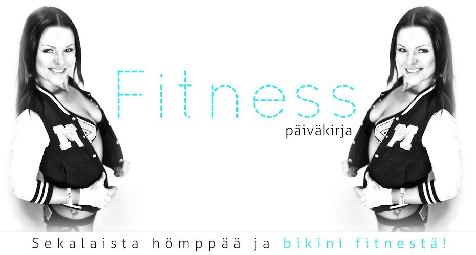 Fitnesspäiväkirja