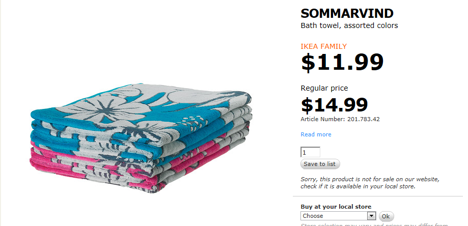 My home design what 39 s in your bag jess east coast for Ikea beach towels