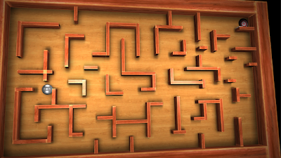 Crazy Labyrinth 3D