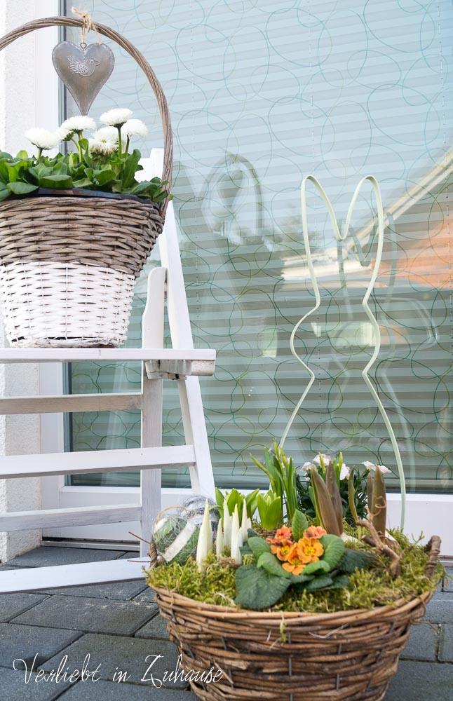 verliebt in zuhause haust rdeko thema ostern. Black Bedroom Furniture Sets. Home Design Ideas