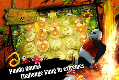 Game Firedance Panda cho iphone