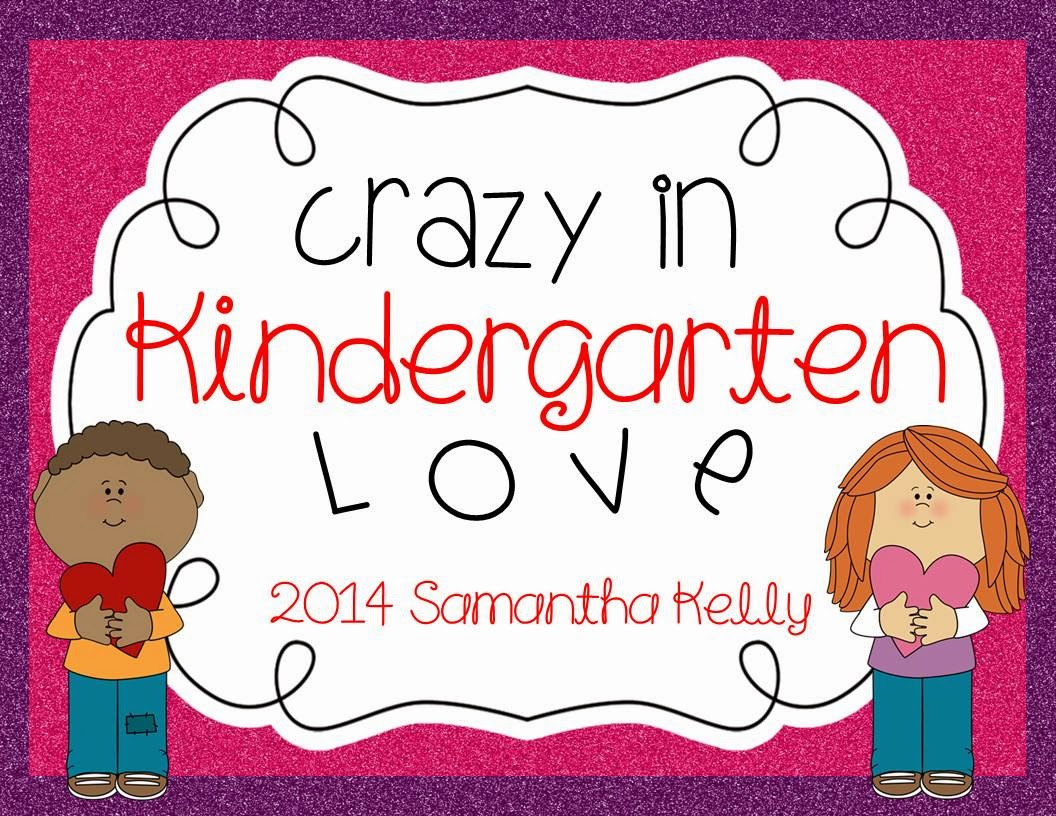 http://www.teacherspayteachers.com/Product/Crazy-in-Kindergarten-Love-Valentines-Day-1098711