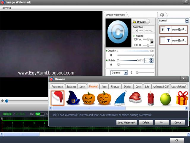 تحميل برنامج Video Watermark Pro للتعديل على الفديوهات والكتابة عليها