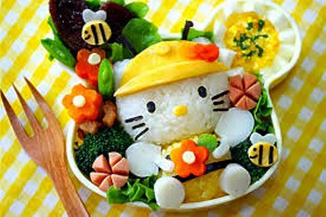Bekal Makanan Ala Jepang Yang Lucu [Bento]