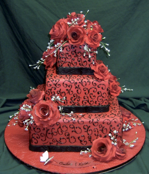 Wedding Cakes Pictures Square With the planning of your Wedding you will