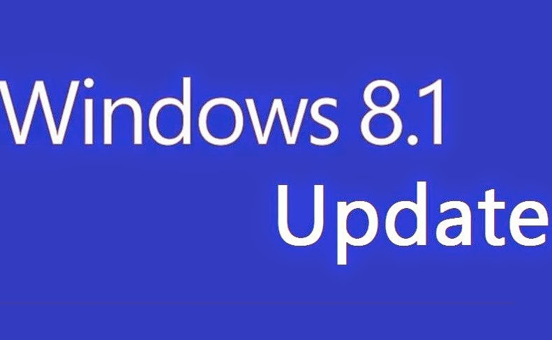 Windows 8.1 Update 1 İSO