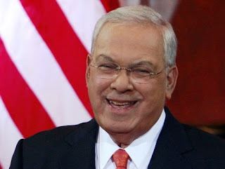 Boston's long-time Mayor, Tom Menino