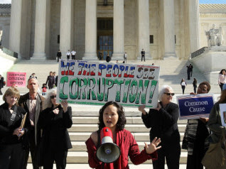 Don't Blame The Supreme Court For Citizens United -- Blame Congress, The FEC And The IRS