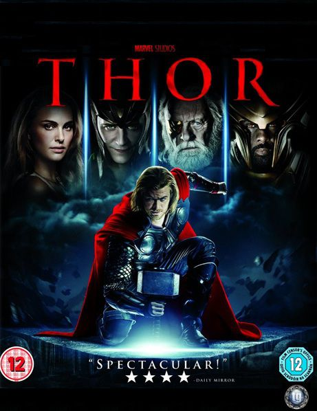 CAPA  | Baixar Filme Thor Dual Audio 720p Bluray Gratis