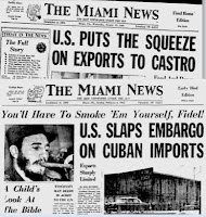 the uneffectivenes of the cuban embargo The effects of the us embargo on cuba (click one of the images to see an enlarged view) introduction cuba is an island in between the gulf of mexico and the caribbean sea cuba is a socialist republic, often refereed to in the us press as a communist dictatorship diplomatic relations between the us and cuba have been tense since the united.