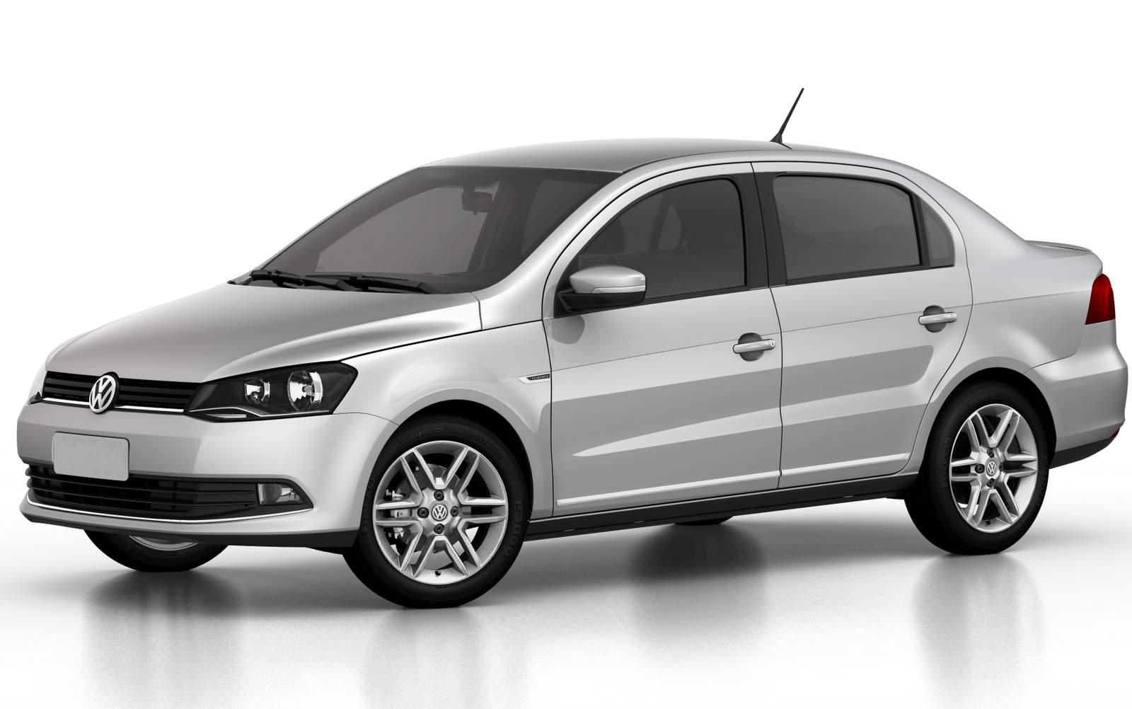 Volkswagen Voyage 2016