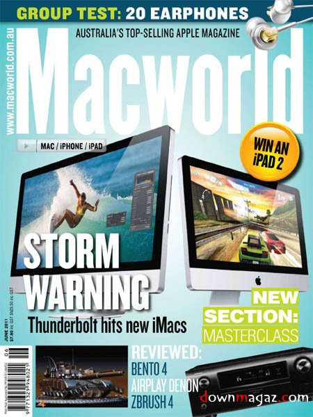 Mac World Magazine June 2011 Download