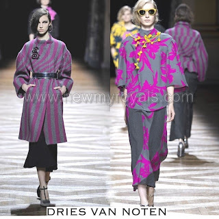 Queen Mathilde Style - Dries Van Noten