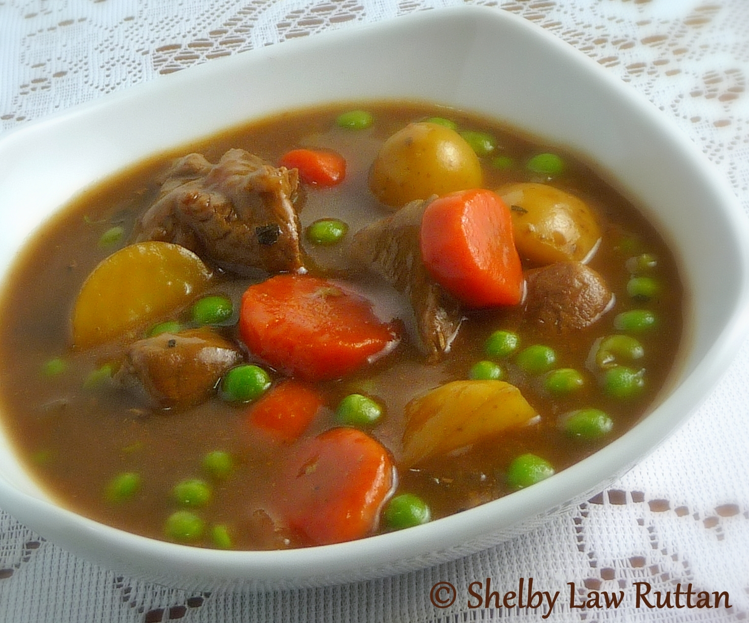 Lamb Stew From 'Stewed' Recipe — Dishmaps