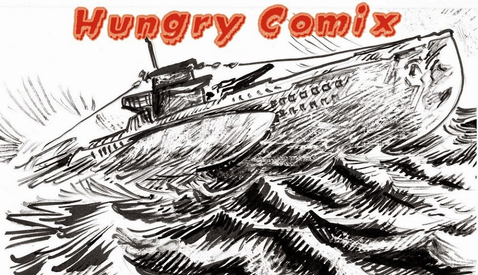 HUNGRY COMIX