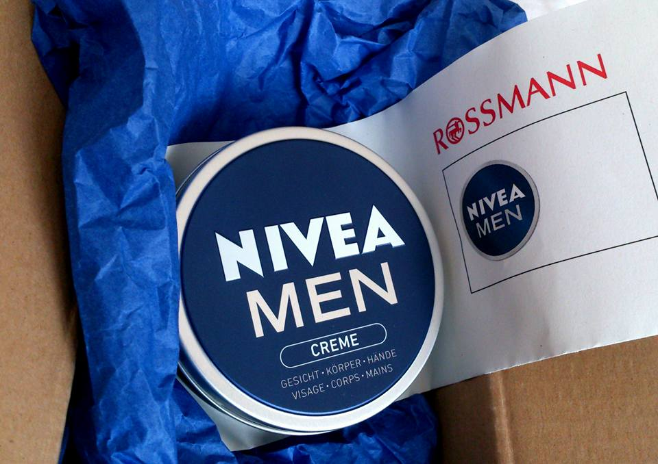 liandas fascination nivea men creme der mann unter den. Black Bedroom Furniture Sets. Home Design Ideas