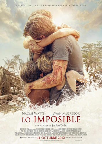 The Impossible DVD-Screener Audio Inglés Subtitulado 2012