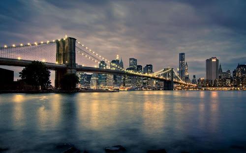 Wallpaper Jembatan Ukuran Besar