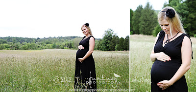 Winston Salem Maternity Photography | Triad Prenatal Photographer | Fantasy Photography, LLC