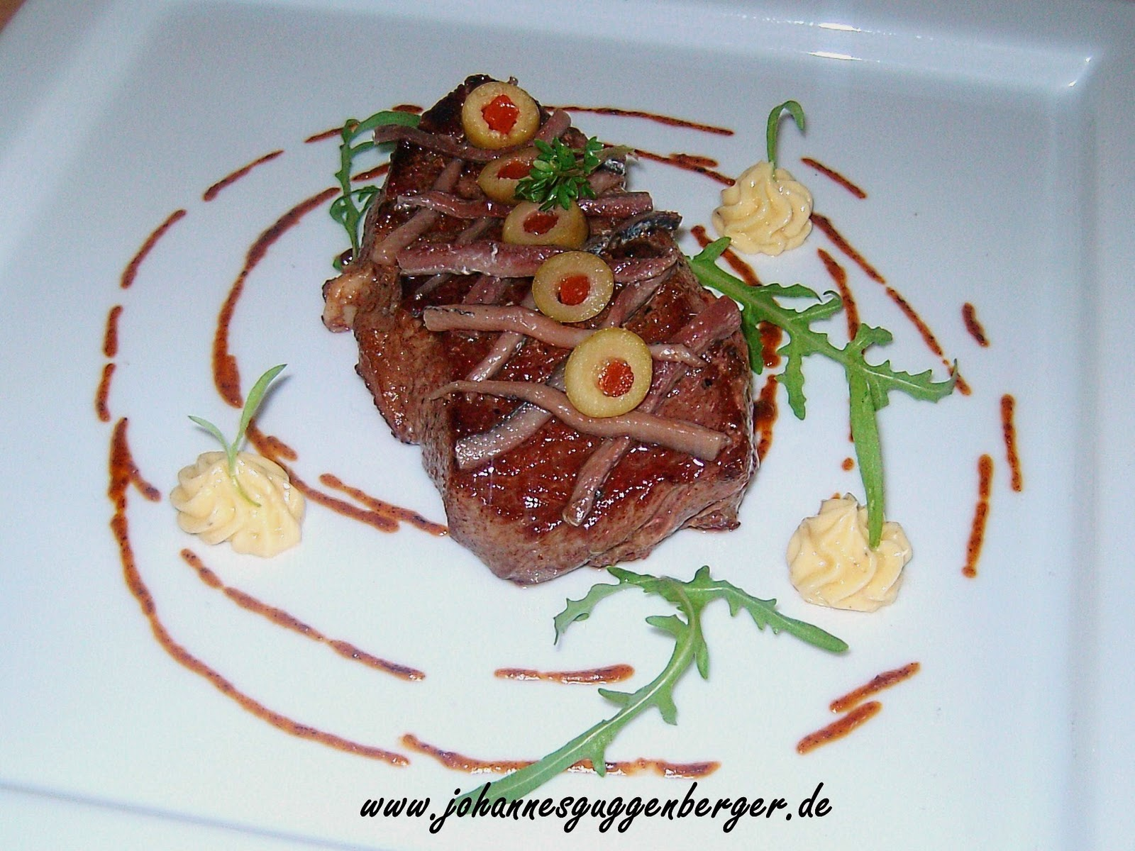 Stuttgartcooking Rumpsteak Mirabeau