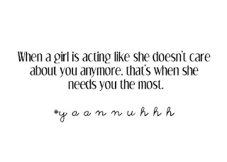 girl cares about you quote